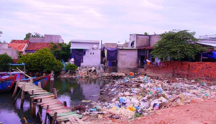 chế phẩm EM xử lý rác thải
